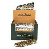 Microlife - Barrette Bio - 15 pz Barretta Energetica Farro e Spirulina Bio 100% Italiana