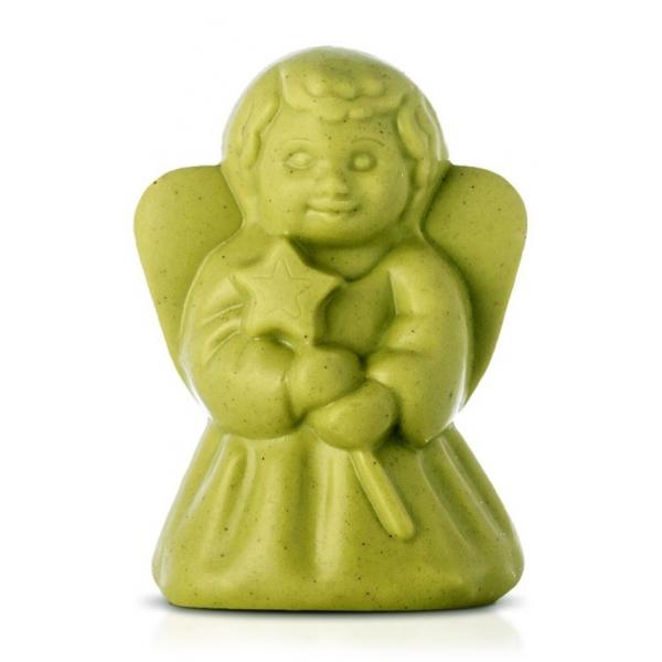 Bacco - Tipicità al Pistacchio - Little Angel CiokkoBacco - Pistachio White Chocolate Bunny - Artisan Chocolate - 50 g