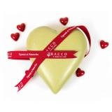 Bacco - Tipicità al Pistacchio - Heart CiokkoBacco - Pistachio White Chocolate Bunny - Artisan Chocolate - 150 g
