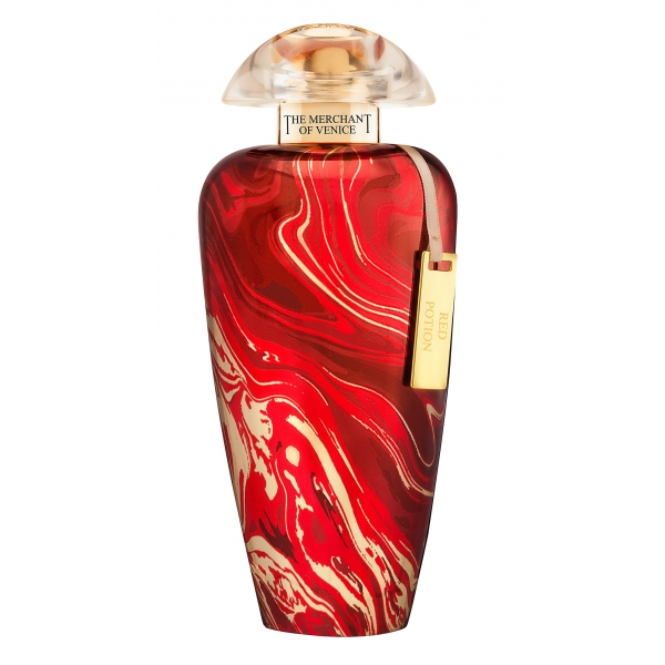 The Merchant of Venice - Red Potion - Murano Collection - Luxury Venetian Fragrance - 100 ml