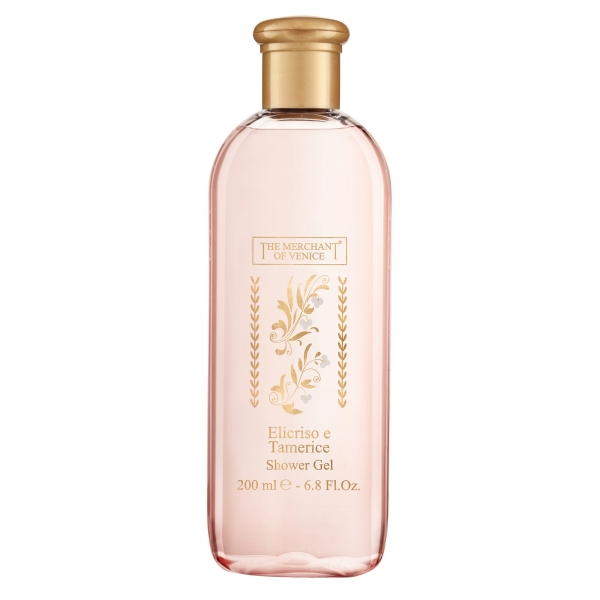 The Merchant of Venice - Everlasting and Tamarix Shower Gel - Secreti Nobilissimi - Luxury Venetian Cosmetics