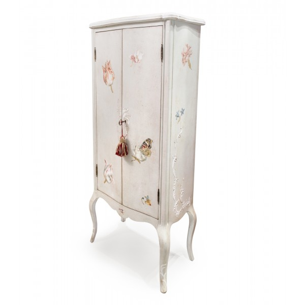 Porte Italia Interiors - Chest - Custom Venetian Tall Chest