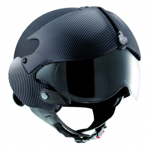 Osbe Italy - Tornado Carbon Look - Casco da Moto - Alta Qualità - Made in Italy
