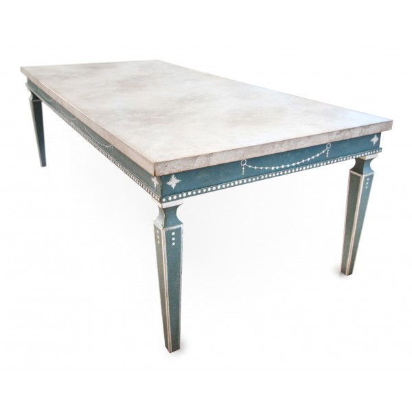 Porte Italia Interiors - Table - Giorgione Table