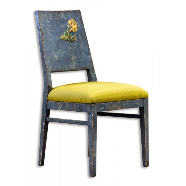 Porte Italia Interiors - Chair - Indigo Chair