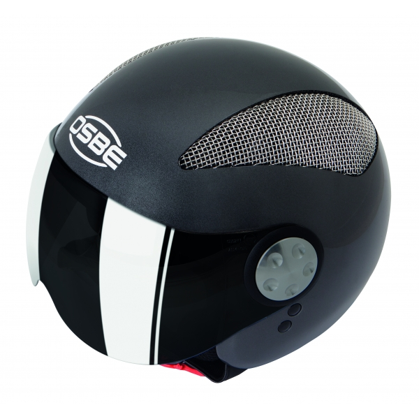 Osbe Italy - Summer Metal Titan - Motorcycle Helmet - High Quality - Made in Italy