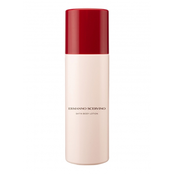 Ermanno Scervino - Satin Body Lotion - Exclusive Collection - Luxury Cream - 200 ml