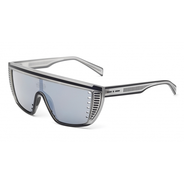 Italia Independent - 0912 - Star Wars - Limited Edition - SWARS.075.009 - Silver - Sunglasses - Star Wars Official