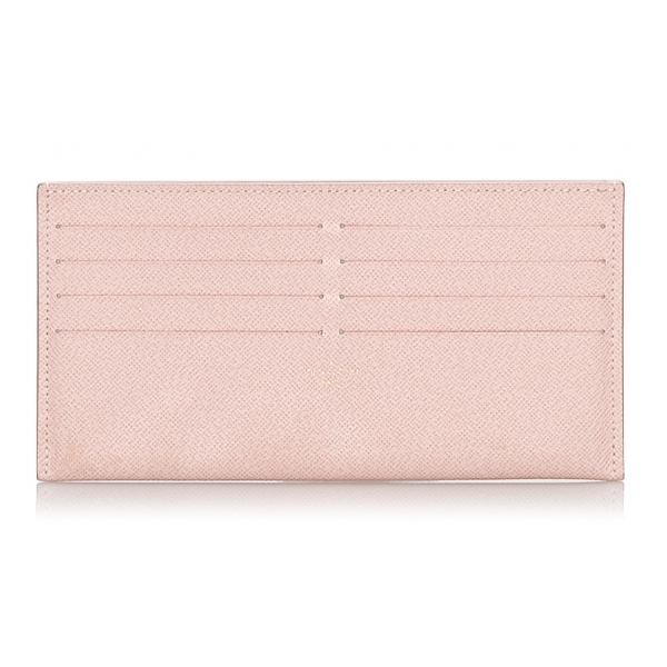 Louis Vuitton Vintage - Taiga Pochette Felicie Insert Pouch - Pink - Leather Handbag - Luxury High Quality