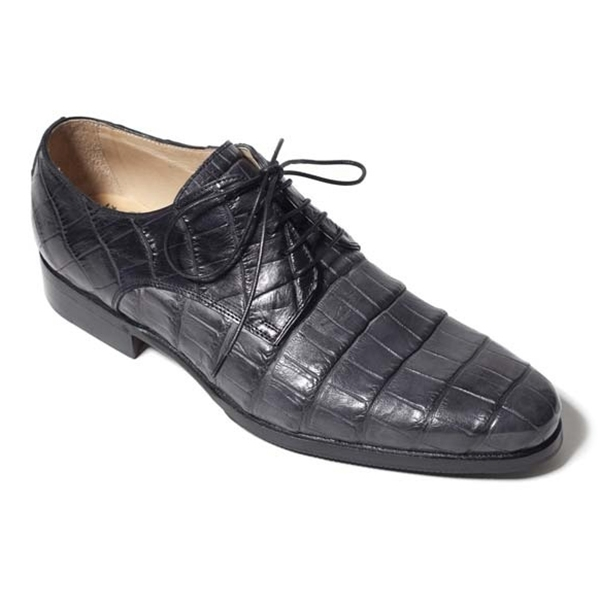 Vittorio Martire - Batman - Trendy Collection - Chrocodile - Italian Handmade Man Shoes - Luxury High Quality Leather