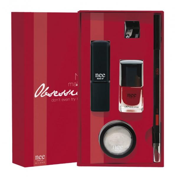 Nee Make Up - Milano - Obsession Kit - Koi - Gift Box - Gift Ideas - Professional Make Up