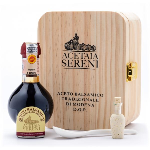"""Acetaia Sereni - Aceto Balsamico Tradizionale di Modena D.O.P. """"Affinato"""" - Exclusive Collection"""