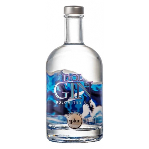 Zu Plun - Dol Gin - Special Edition - Gin - Distillates from The Dolomites - High Quality - Liqueurs and Spirits