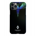 Marcelo Burlon - Cover Blue Wings - iPhone 11 Pro - Apple - County of Milan - Cover Stampata