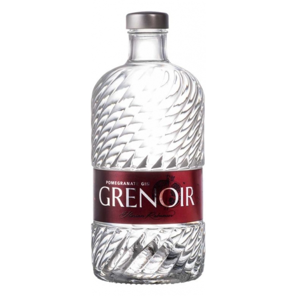 Zu Plun - Grenoir Gin - Gin - Distillates from The Dolomites - High Quality - Liqueurs and Spirits
