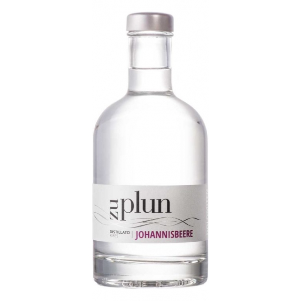 Zu Plun - Currant Grappa Johannisbeere - Distillates Herbs Grappa from The Dolomites - High Quality - Liqueurs and Spirits