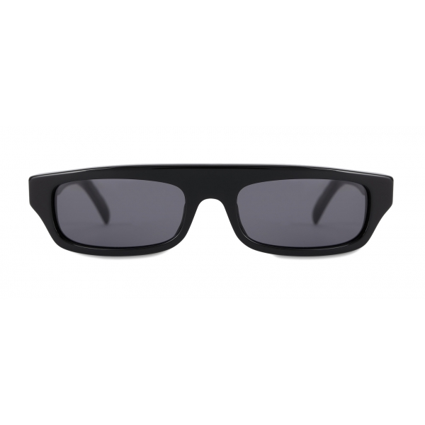 Moschino - Acetate Sunglasses - Black - Moschino Eyewear