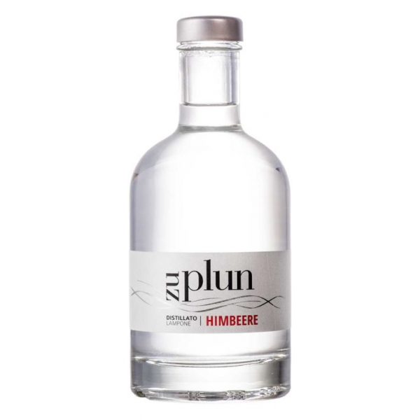 Zu Plun - Rasperry Grappa Himbeere - Distillates Fruit Grappa from The Dolomites - High Quality - Liqueurs and Spirits
