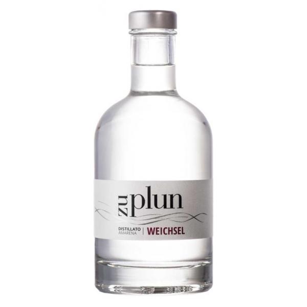 Zu Plun - Distillato di Amarena Weichsel - Distillati di Frutta dalle Dolomiti - Alta Qualità - Liquori e Distillati