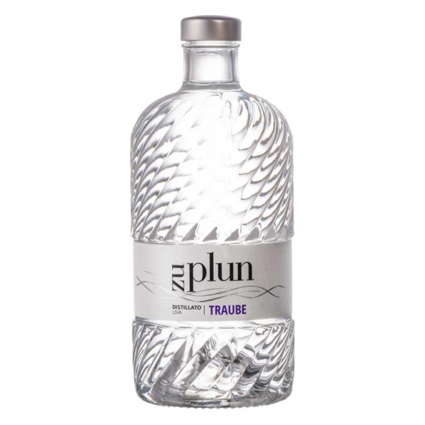 Zu Plun - Grape Grappa Traube - Distillates Fruit Grappa from The Dolomites - High Quality - Liqueurs and Spirits