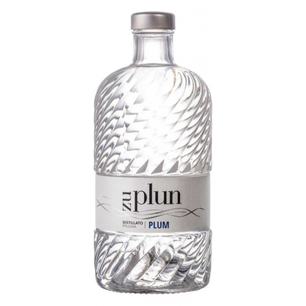 Zu Plun - Pear Grappa Williams - Distillates Fruit Grappa from The Dolomites - High Quality - Liqueurs and Spirits
