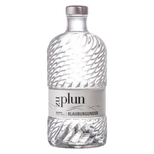 Zu Plun - Grappa Pinot Nero Blauburgurder - Grappa - Distillati dalle Dolomiti - Alta Qualità - Liquori e Distillati