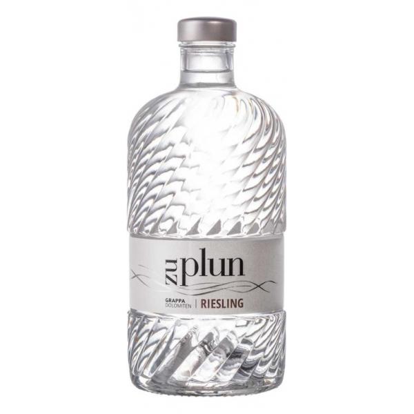 Zu Plun - Grappa Riesling - Grappa - Distillati dalle Dolomiti - Alta Qualità - Liquori e Distillati