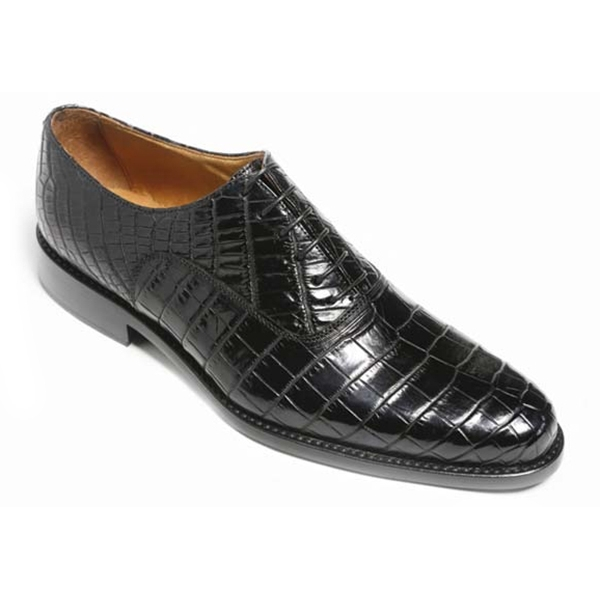 Vittorio Martire - Alonso C. - Brown - Trendy Collection - Crocodile - Italian Handmade Shoes - Luxury Leather
