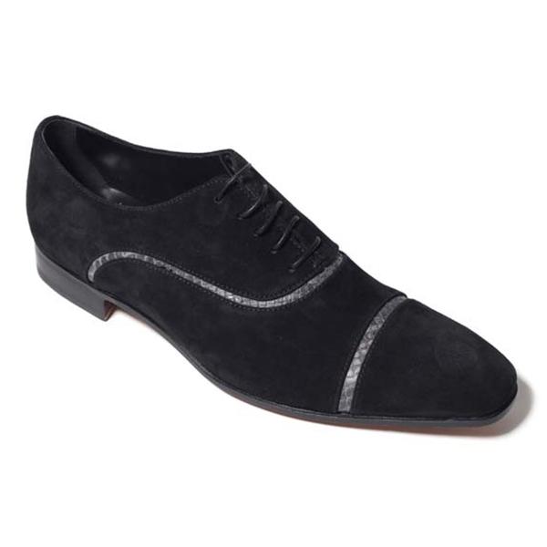 Vittorio Martire - Roberto - Trendy Collection - Scamosciate - Pitone - Scarpe Artigianali Italiane - Pelle Luxury