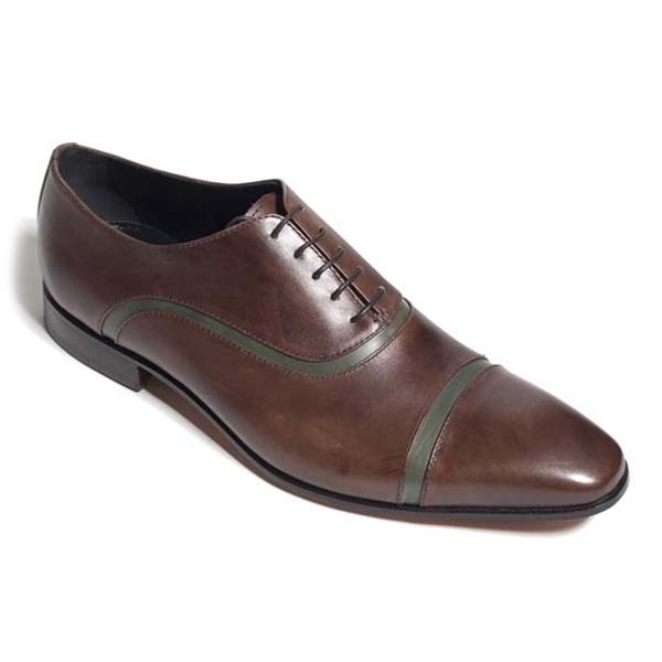 Vittorio Martire - Borromeo - Trendy Collection - Cucite a Mano - Scarpe Artigianali Italiane - Pelle Luxury