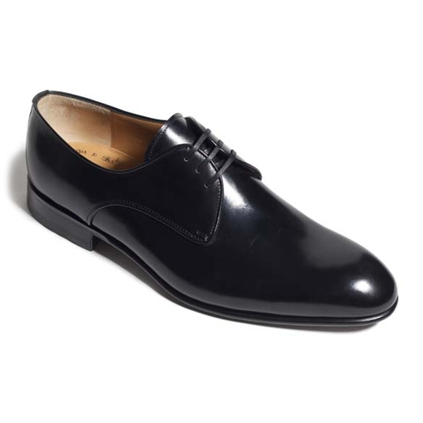 Vittorio Martire - Impeccabile - Black - Classic Collection - Artisan - Italian Handmade Shoes - Luxury Leather