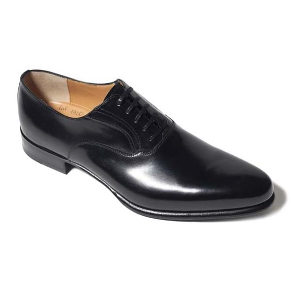 Vittorio Martire - Antonio - Black - Classic Collection - Artisan - Italian Handmade Shoes - Luxury Leather