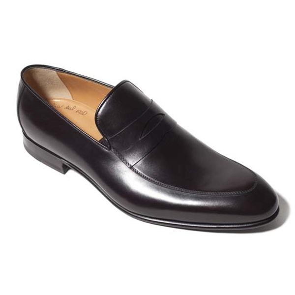 Vittorio Martire - Giovanni - Black - Classic Collection - Artisan - Italian Handmade Shoes - Luxury Leather