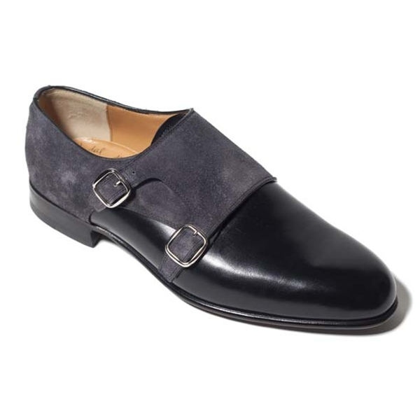 Vittorio Martire - Gustavo - Black - Classic Collection - Artisan - Italian Handmade Shoes - Luxury Leather
