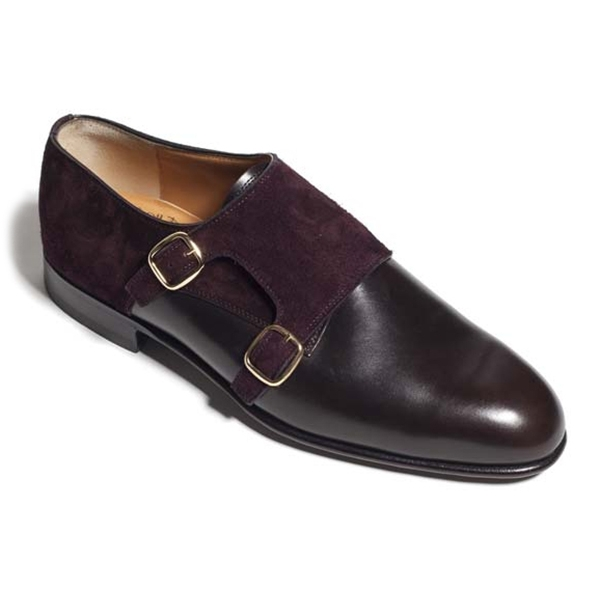 Vittorio Martire - Gustavo - Black - Classic Collection - Suede - Italian Handmade Shoes - Luxury Leather