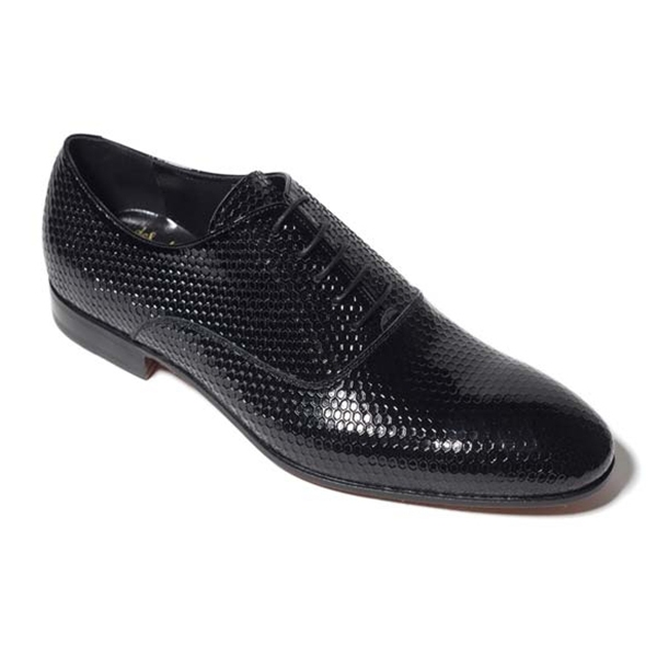 Vittorio Martire - Ermenegildo - Black - Red Carpet Collection - Artisan - Italian Handmade Shoes - Luxury Leather
