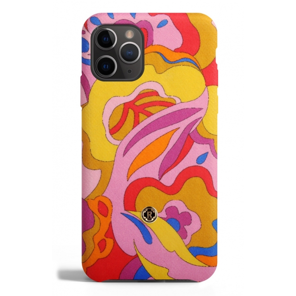 Revested Milano - Lakeshore - Carlotta - iPhone 11 Pro Max Case - Apple - Artisan Silk Cover