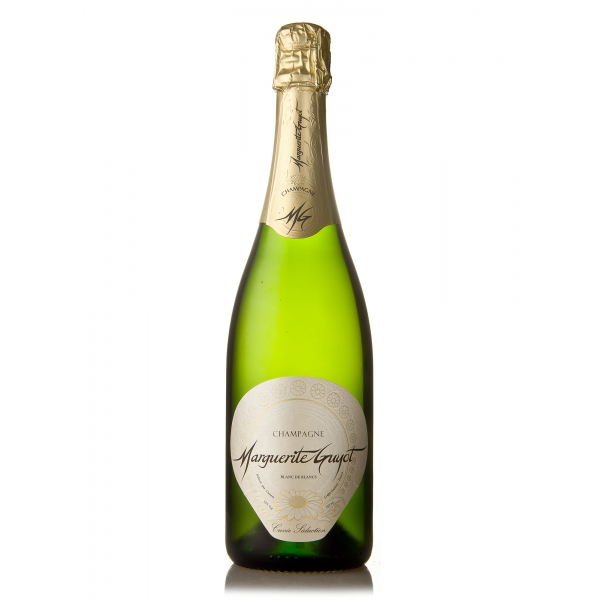 Champagne Marguerite Guyot - Cuvée Séduction - Blanc de Blancs - Chardonnay - Magnum - Luxury Limited Edition Champagne