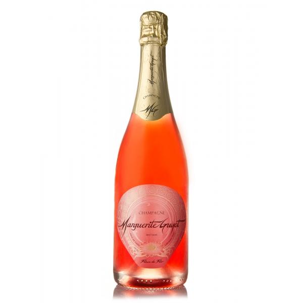Champagne Marguerite Guyot - Cuvée Fleur De Flo - Rosé - Luxury Limited Edition Champagne