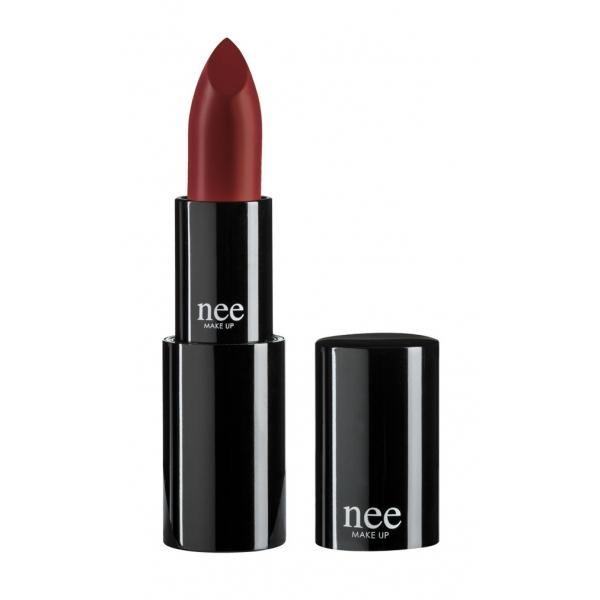 Nee Make Up - Milano - Matte Poudre Lipstick Icon 173 - Lipstick - Be Mine - Labbra - Make Up Professionale