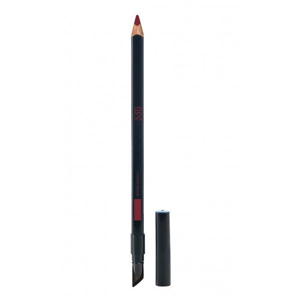 Nee Make Up - Milano - High Definition Lip Pencil Mauve - L12 - Lipstick - Be Mine - Lips - Professional Make Up
