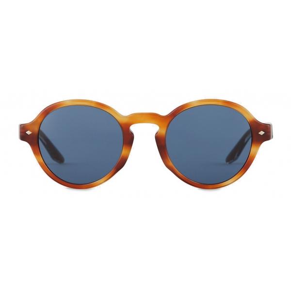 Giorgio Armani - Occhiali da Sole  - Fantasia Marrone - Occhiali da Sole - Giorgio Armani Eyewear