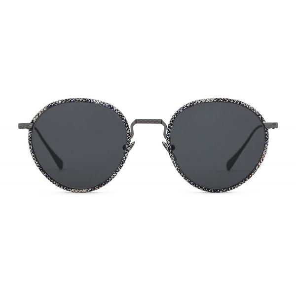 Giorgio Armani - Occhiali da Sole - Fantasia Grigia - Occhiali da Sole - Giorgio Armani Eyewear