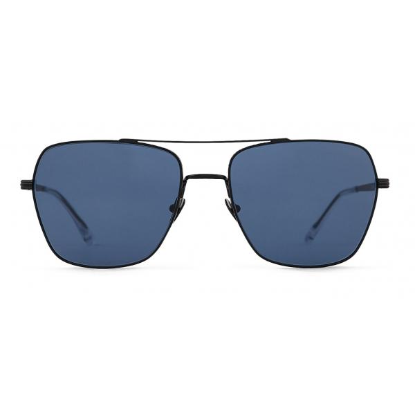 Giorgio Armani - Occhiali da Sole - Nero e Blu - Occhiali da Sole - Giorgio Armani Eyewear