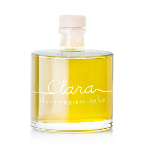 Olio Clara - Organic Extra Virgin Olive Oil - 100 ml