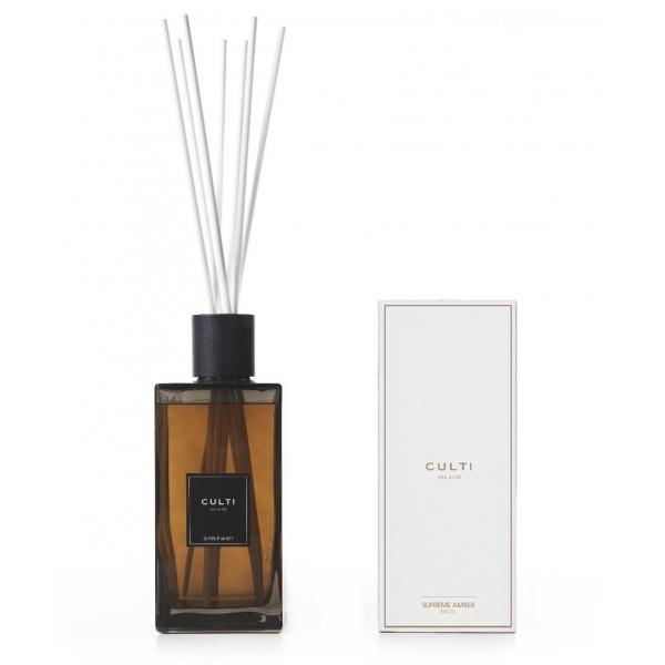 Culti Milano - Diffusore Decor 2700 ml - Supreme Amber - Profumi d'Ambiente - Fragranze - Luxury