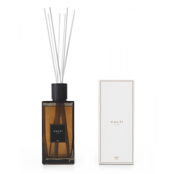 Culti Milano - Diffusore Decor 2700 ml - Linfa - Profumi d'Ambiente - Fragranze - Luxury