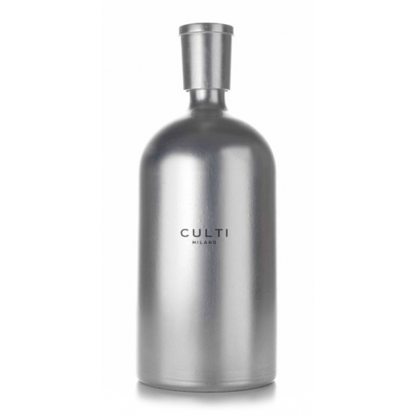 Culti Milano - Alter Ego Silver Diffuser 4300 ml - Thé - Room Fragrances - Fragrances - Luxury