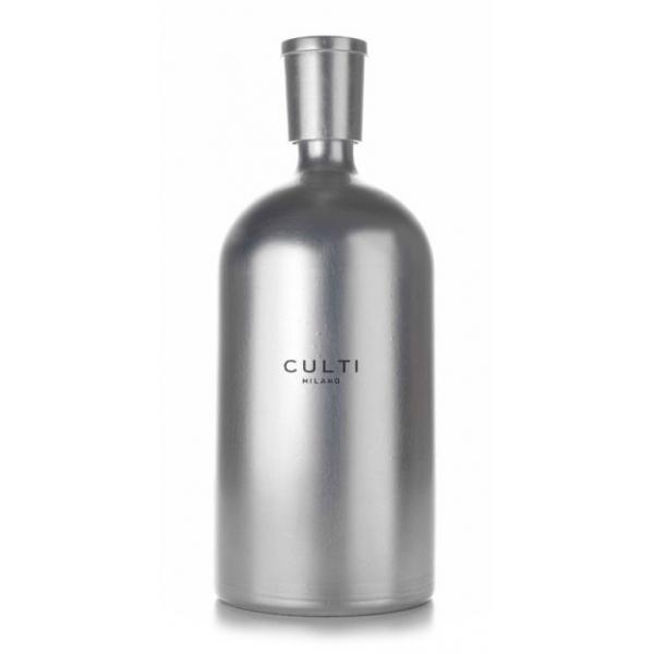 Culti Milano - Diffusore Alter Ego Foglia Argento 4300 ml - Thé - Profumi d'Ambiente - Fragranze - Luxury