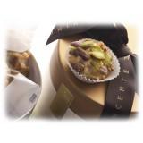 Vincente Delicacies - Paste di Mandorla Sicilia Pistacchio - Fine Pasticceria in Confezione Cilindro